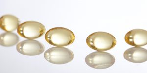 Vitamin D capsules